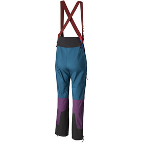 Mountain Hardwear Exposure/2 Gore-Tex Pro - Pantalones Mujer - violeta/azul
